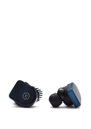 Master & Dynamic - Mw07 Go Wireless Earphones And Case - Mens - Blue