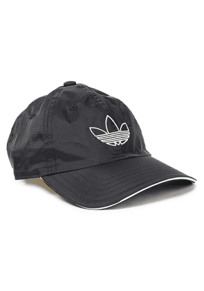 Adidas Originals Embroidered Shell Cap Woman Black Size ONESIZE