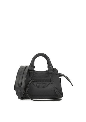 Balenciaga Neo Classic City Nano Leather Top Handle Bag