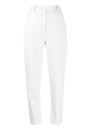 Frenken slim-fit trousers - White