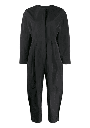 Givenchy long-sleeved cargo jumpsuit - Black