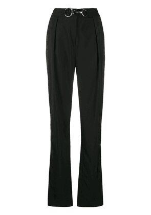 Act N°1 oversized buckle trousers - Black