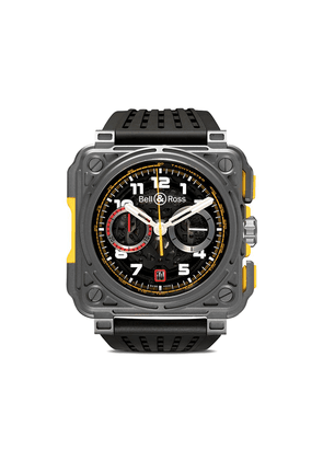 Bell & Ross BR-X1 R.S.18 45mm - GREY, BLACK, RED AND YELLOW