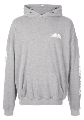 Daniel Patrick Moving Mountains hoodie - Grey