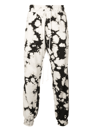 Daniel Patrick graphic track pants - Black