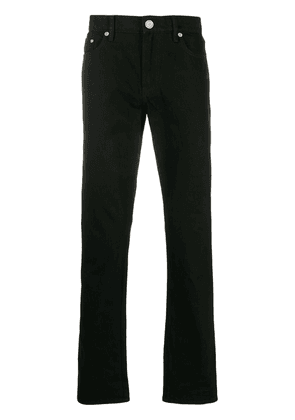 Burberry straight-fit jeans - Black