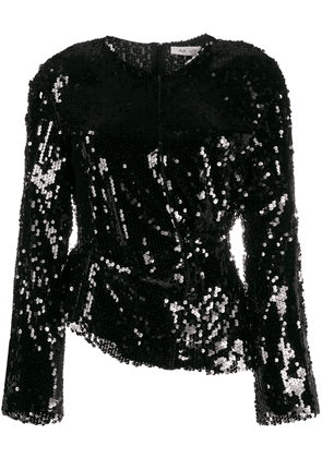 Act N°1 sequin embellished blouse - Black