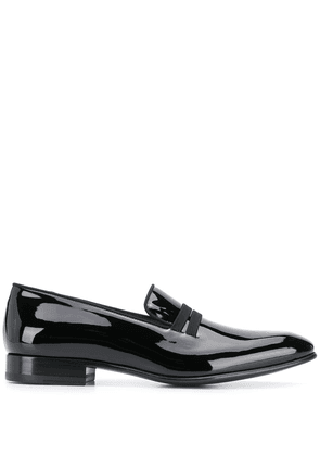 Malone Souliers Miles low-heel loafers - Black