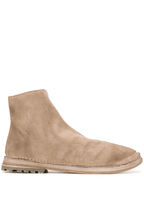 Marsèll suede ankle boots - Brown