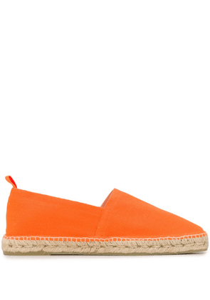 Castañer Pablo slip-on espadrilles - ORANGE