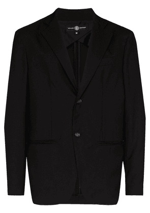 Edward Crutchley wool blazer - Black