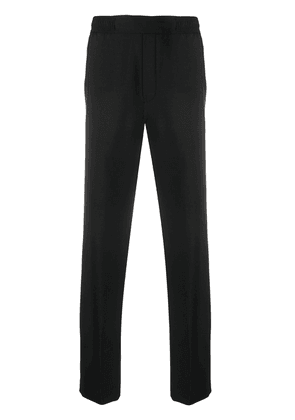 Acne Studios Ryder L cropped trousers - Black