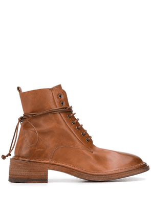 Marsèll lace-up ankle boots - Brown