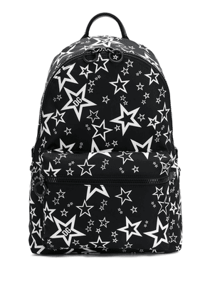 Dolce & Gabbana star print backpack - Black
