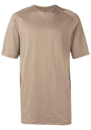 Devoa round neck T-shirt - Grey
