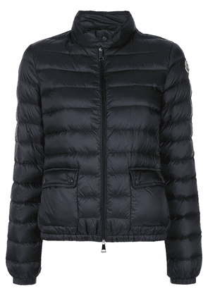 Moncler fitted padded jacket - Blue