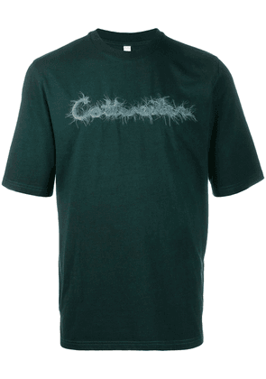 Cottweiler logo-embroidered T-shirt - Green