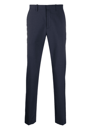 Theory Mayer tailored trousers - Blue