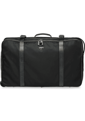 Prada semi-rigid suitcase - Black