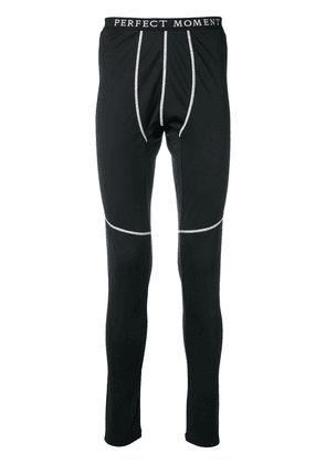 Perfect Moment thermal sports pants - Black