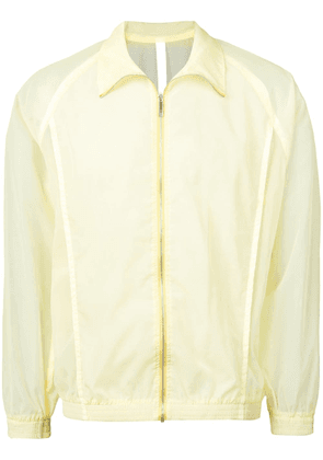 Cottweiler transparent sports jacket - Yellow