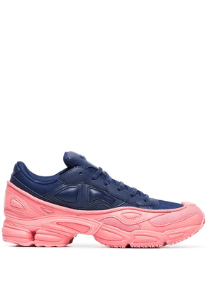 adidas by Raf Simons Ozweego leather sneakers - Blue
