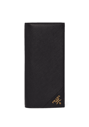 Prada Saffiano document holder - Black