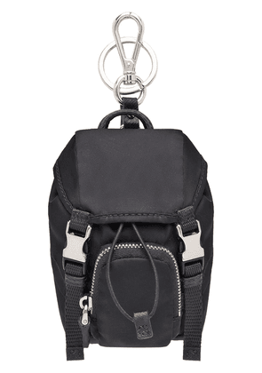 Prada backpack key trick - Black