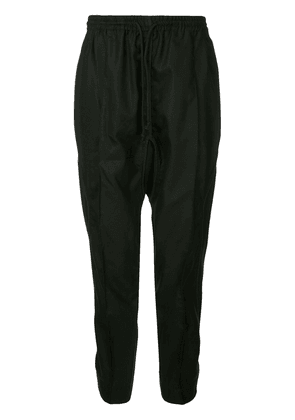 Abasi Rosborough wool track pants - Black