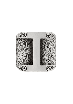 Gucci I letter ring - Silver