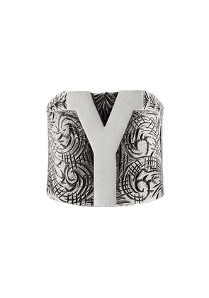 Gucci Y letter ring - Silver