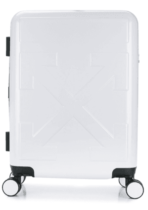 Off-White Quote carry-on trolley