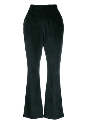 Aalto high-waisted trousers - Black