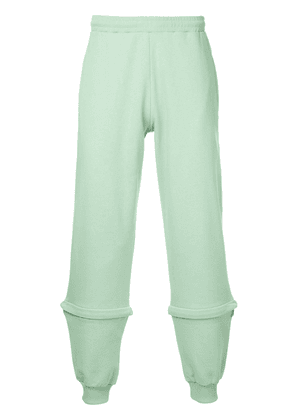 Cottweiler off-grid track pants - Green