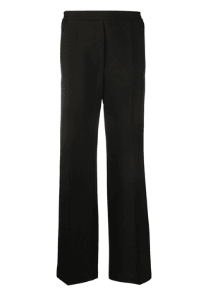 Acne Studios straight-leg track pants - Black