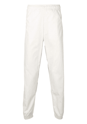 Cottweiler slim-fit track trousers - White