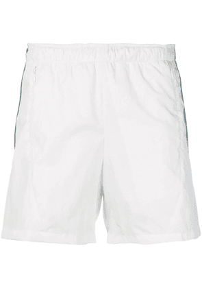 Cottweiler elasticated waist shorts - White