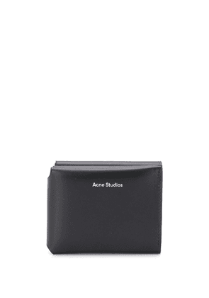 Acne Studios trifold wallet - Black