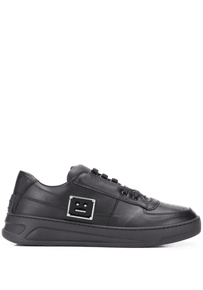 Acne Studios Perey lace-up sneakers - Black