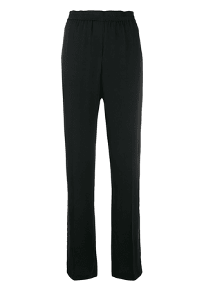 Theory straight-leg tailored trousers - Blue