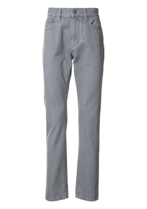 Dunhill straight-fit jeans - Grey