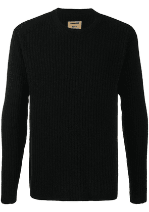 Uma Wang round neck jumper - Black