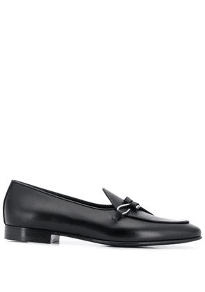 Edhen Milano Leads 20mm loafers - Black