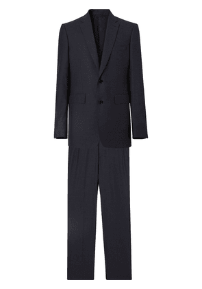 Burberry three-piece wool suit - Blue