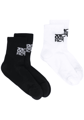 Off-White set of two Active socks