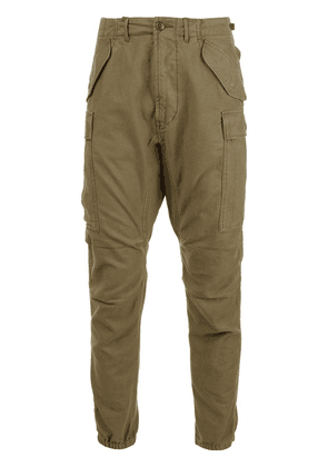 R13 cargo pants - Green