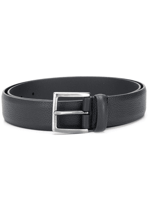 Anderson's grained leather belt - Black