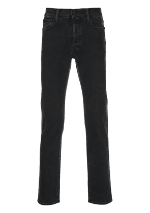 Mother The Neat slim-fit jeans - Black
