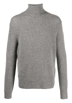 IRO fine-knit roll neck jumper - Grey