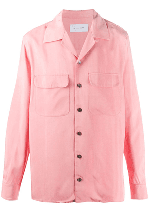 Equipment chest pocket shirt - PINK